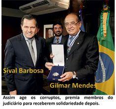 EDGAR RIBEIRO: NÃO SOU SEU CAPANGA, MINISTRO GILMAR MENDES, VOSSA...