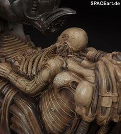 Alien 1: Space Jockey Maquette, Statue / Maquette ... http://spaceart.de/produkte/al004.php