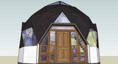 Bello diseño por www.domosamericanos.cl