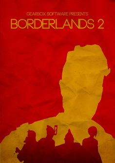 Borderlands 2 Poster -Will