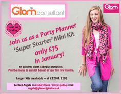 Great new Party plan business #partyplan #ladiesfashionaccessories www.glamoriginals.co.uk - call us today to find out more.