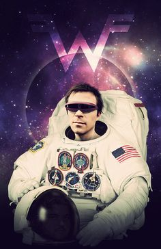 Rivers From Weezer Astronaut Film Music Books, Music Tv, 90s Artists, Rivers Cuomo, Weezer, Alternative Music, Rock Legends, The Good Old Days, The Beatles