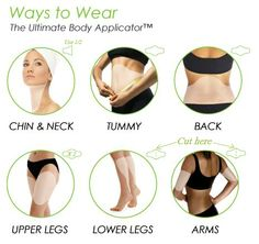 Tone, tighten & firm in just 45 minutes! Easy to do at home. www.theskinnywrapdiva.com