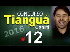 Concurso Tianguá CE 2016 Ceará Informática # 12 - Cargos nível médio com...