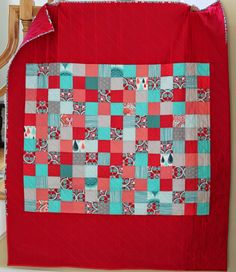From Bolt to Beauty: Do I Like This Quilt?