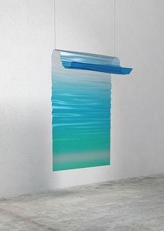 Andy Reisinger et Ezequiel Pini du studio Six & Five SOMA - Catalogue Plastic Art, Art Furniture, Installation Art, Art Installations, Oeuvre D'art, Sculpture Art, Contemporary Art, Modern Art, Glass Art