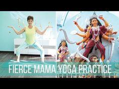 Awaken your inner force: Fierce mama yoga practice - Sequence Wiz
