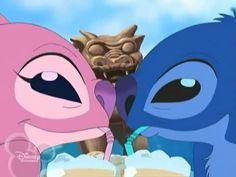 Stitch & Angel - Stitch! The Anime Series Photo (29174829) - Fanpop
