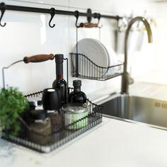 IKEA Mutfak - Dar alanlar için akıllı çözümler