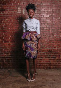 Fashion Flash: Demestiks New York by Reuben Reuel's Latest Collection