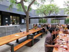 Eating L.A.: Horse Thief BBQ: Crispy Edges and All That Texas Meat at Grand Central Market