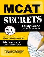 MCAT Secrets Study Guide
