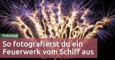 Neulich war ich bei »Rhein in Flammen« in Bingen. Dort bin ich auf einem Schiff gefahren und eigentlich war ich mir sicher, dass ich von dort aus das Feuerwerk nicht richtig fotografieren kann. Aber wie heißt es so schön? »Man…