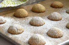 Lebanese Walnut Ma'moul Recipe // Maureen Abood