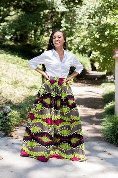 fière d'être une femme africaine