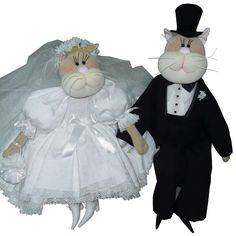 Mr. and Mrs. Cat | Rooms By ZoyaB