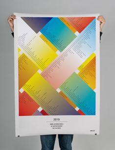 Unesco Poster, design by Neo Neo, Geneva