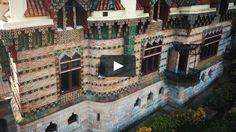 El Capricho, origen de Gaudí Antoni Gaudi, Spain And Portugal, Villa, Mansions, World, House Styles, Quotation Marks, Architecture, Gaudi