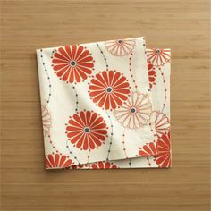 Lisette Napkin  | Crate and Barrel… too bad they're sold out! @Lisette Ladd