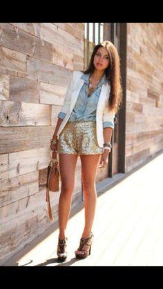Short dorado