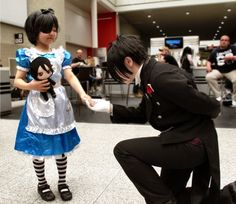 More small children need to cosplay because this is wonderful.