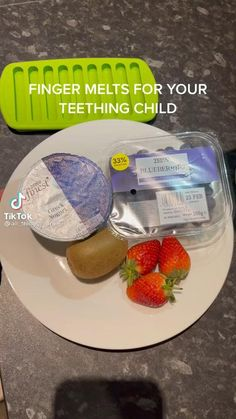 Wholesome Baby Food, Healthy Baby Food, Toddler Meals, Kids Meals, Toddler Food, Baby Life Hacks, Mom Hacks, Baby Weaning, Led Weaning