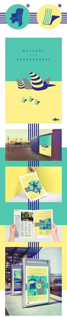 Sydney Opera House - Summer Campaign on Behance