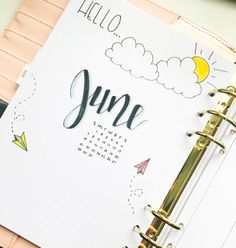 How To Migrate To A Bullet Journal Binder