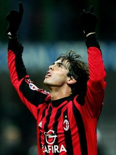My footballing idol. No lie I have serious man love for this dude. He made me fall in love with football. My god damn nickname is even Kaka! World Football, Sport Football, Ac Milan, Ronaldo, Brazil Players, Football Hall Of Fame, What Women Want, Sport Icon, Soccer Stars