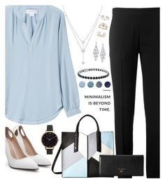 """Untitled #97"" by jenamiller1230 ❤ liked on Polyvore featuring Velvet, Chloé, Botkier, Bloomingdale's, Ted Baker, Olivia Burton, Terre Mère, Blue Nile, Carolee and Topshop"