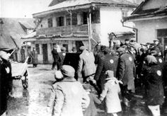 Krzemieniec, Poland, Deportation of Jews from the ghetto directly to death camp and death by gas