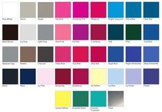 deep winter color palette
