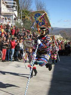 'O salto do boteiro', en Vilariño de Conso. Foto: Melisa Macía Domínguez
