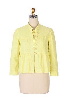 Preserved Lemon Jacket by Elevenses