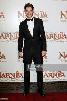 Actor Ben Barnes attends 'The Chronicles Of Narnia The Voyage Of The Dawn Treader' Royal Film...