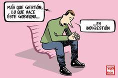 Indigestión - Malagón