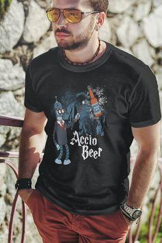 Design Info:  He would if he could...   T-Shirt Info:  Heavyweight 6.1 oz 100%…