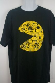 156732501_men-black-tee-shirt-yellow-design-pac-man-style-back-in-.jpg 213×320 pixels
