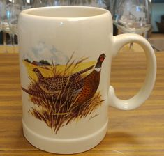 Rustic Mugs, Tableware, Dinnerware, Dishes