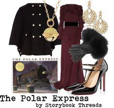 """The Polar Express"" by jen-pulling on Polyvore"