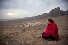Poème tibétain