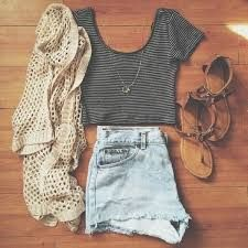 Image result for cute summer outfits tumblr