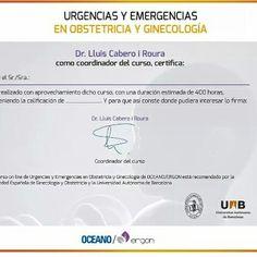 Diplomado Online sobre Urgencias & Emergencias en Obstetricia y Ginecología.  http://oceano.com.do