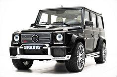2013 Brabus 800 Widestar