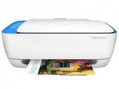 Multifuncional HP DeskJet Ink Advantage 3636 - Jato de Tinta Colorida Wi-fi   R$ 349,00 em até 6x de R$ 58,17 sem juros no cartão de crédito