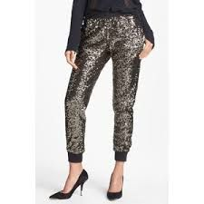 Nordstrom sequin pants $34