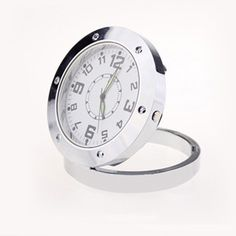 I found this awesome product on HalfOffDeals.com and got 2% off for sharing it! Spy Camera Clock - $20 with FREE Shipping! #HalfOffDeals