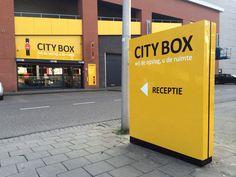 2014: City Box Den Haag Wateringen