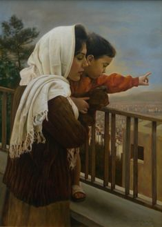 Mother-and-child-in-the-bal[1], Iman Maleki