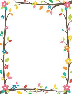 Resultado de imagen para free printable border designs for paper